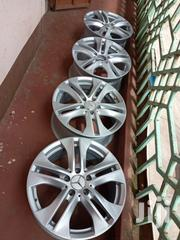 "Benz Rims Size 17""Inch for E"" and S""Series. 