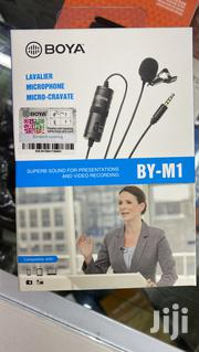 Boya BY-M1 Lapel Microphone | Audio & Music Equipment for sale in Nairobi, Nairobi Central