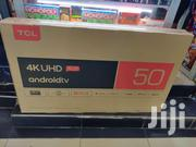 """TCL Smart 4k Android 50"""" 