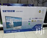 Best Quality 50 INCHES Smart Tv Skyview TV. A Brand New | TV & DVD Equipment for sale in Nairobi, Nairobi Central