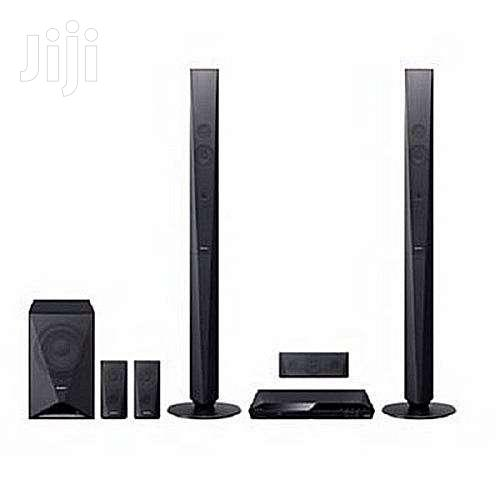 Archive: Sony Sony DAV-DZ650 - 5.1ch DVD Home Theatre System - 1000W - Black