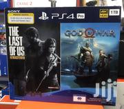 Playstation 4 Pro 1tb God Of War /The Last Of Us /Two Controllers | Video Game Consoles for sale in Nairobi, Nairobi Central
