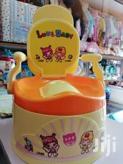 Potty Available In Orange | Baby & Child Care for sale in Nairobi, Umoja II