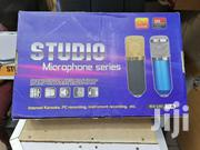 Studio Set (Mic,Stand,Pop Filter Sound Adapter and Sponge) | Audio & Music Equipment for sale in Nairobi, Nairobi Central