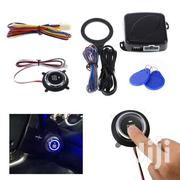 Car Engine Push to Start Button With RFID Immobolizer and Theft System | Vehicle Parts & Accessories for sale in Nairobi, Westlands