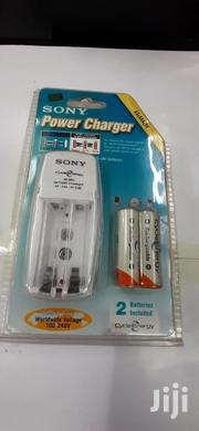 Rechargeable Batteries With Charger(Best Quality)   Accessories & Supplies for Electronics for sale in Nairobi, Nairobi Central
