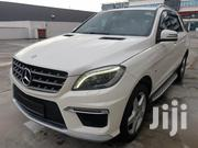 Mercedes-Benz M Class 2012 White | Cars for sale in Nairobi, Nairobi Central