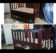 Wooden Baby Bed | Children's Furniture for sale in Mombasa, Bamburi