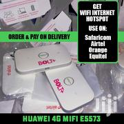 Huawei 4g MIFI Available For WIFI Hotspot For Safaricom Airtel Telkom | Networking Products for sale in Nairobi, Nairobi Central