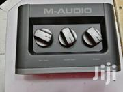 M-audio Fasttrack One Channel Soundcard | Audio & Music Equipment for sale in Nairobi, Nairobi Central