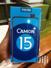 New Tecno Camon 15 Premier 128 GB Black | Mobile Phones for sale in Nairobi, Nairobi Central