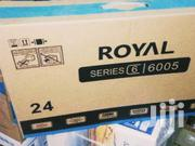 Royal Tv High Quality 24 Inches With Inbuilt Decoder | TV & DVD Equipment for sale in Nairobi, Nairobi Central