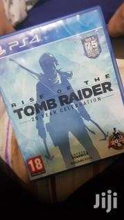 Rise Of The Tomb Raider Ps4 Game. | Video Games for sale in Mombasa, Bamburi