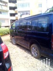 Hire Of Bus/Van Toyota Hiace Box 7L | Automotive Services for sale in Nairobi, Nairobi Central