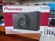 Pioneer TS-A2500LB, 10 Inch, 1200 Watts Powered Subwoofer | Vehicle Parts & Accessories for sale in Nairobi, Ngara