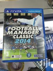 Ps Vita Football Manager 2014 | Video Game Consoles for sale in Nairobi, Nairobi Central