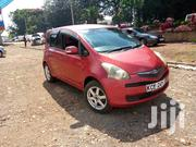 Toyota Ractis 2009 Red | Cars for sale in Nairobi, Kahawa West