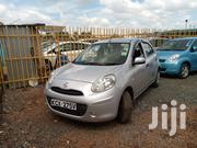 Nissan March 2012 Silver | Cars for sale in Nairobi, Kahawa West
