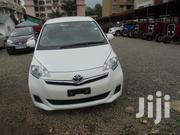Toyota Ractis 2013 White | Cars for sale in Nairobi, Woodley/Kenyatta Golf Course