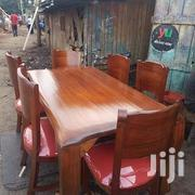 Very Nice Furniture Kenya Dinning Table 6chairs | Furniture for sale in Nairobi, Ngando