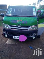 Used Toyota Hiace 2010 For Sale | Buses & Microbuses for sale in Vihiga, North Maragoli