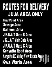Courier Services | Other Services for sale in Kiambu, Juja