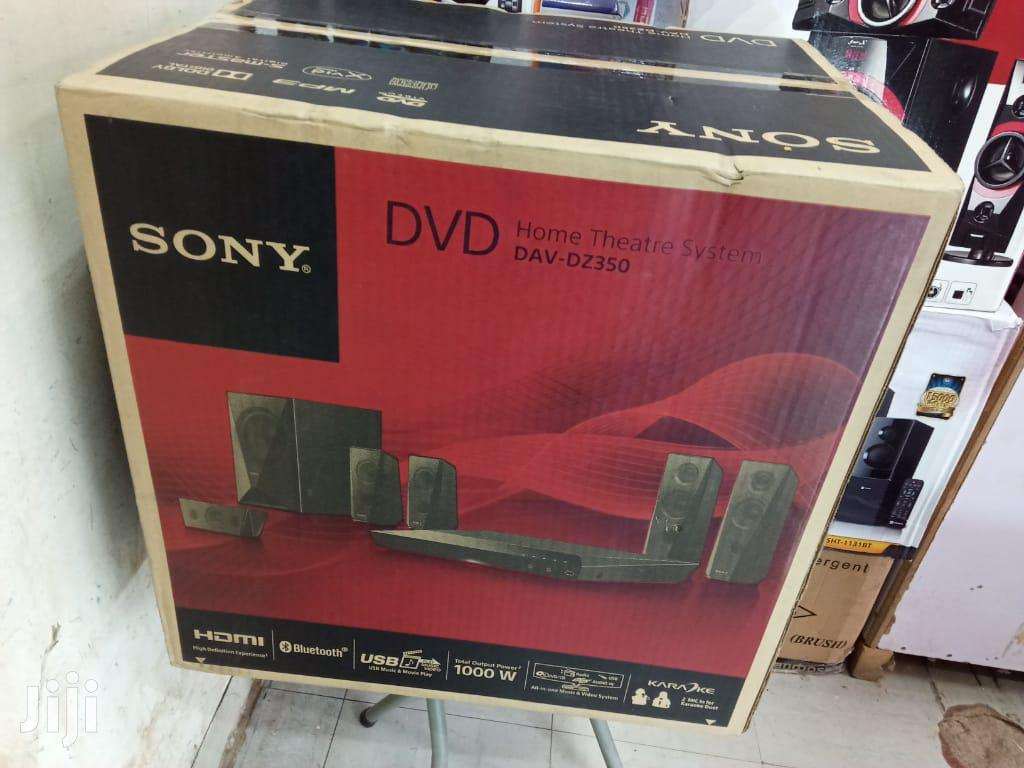 Sony DAV-DZ350 5.1ch Home Theatre System With Bluetooth | Audio & Music Equipment for sale in Nairobi Central, Nairobi, Kenya