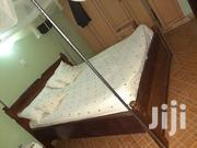 Used Bed With Spring Mattress 5x6 | Furniture for sale in Nairobi, Umoja II