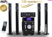 Nunix 5.1 Home Theater System 9090 | Audio & Music Equipment for sale in Mombasa, Mikindani
