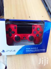 New Ps4 Pad(Red in Color) | Accessories & Supplies for Electronics for sale in Nairobi, Nairobi Central