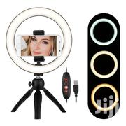 10 Inch (26cm) Ring Light & Lapel Mic Kit For Video Shoot | Accessories & Supplies for Electronics for sale in Nairobi, Nairobi Central