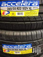 265/35r22 Accerera Tyres Is Made In Indonesia | Vehicle Parts & Accessories for sale in Nairobi, Nairobi Central