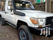 Toyota Land Cruiser 2010 White | Cars for sale in Nakuru, Lanet/Umoja