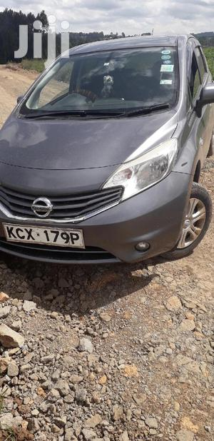 New Nissan Note 2013 Gray