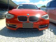 BMW 120i 2012 Red | Cars for sale in Mombasa, Majengo