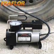 Car Air Compressor Pump Tyre Inflator 150 PSI Leo - Silver   Vehicle Parts & Accessories for sale in Nairobi, Nairobi Central