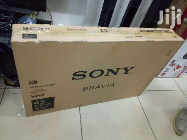 Archive: SONY TV 43''