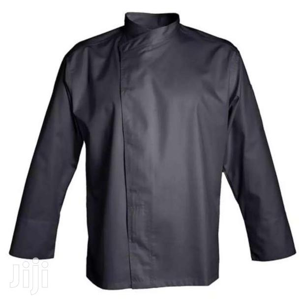 Archive: Black Chef Jacket