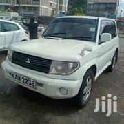 Mitsubishi Pajero 1999 2.5 D Sport White | Cars for sale in Kajiado, Ongata Rongai