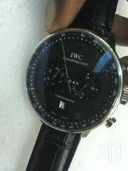 Iwc Black Quality Timepiece | Watches for sale in Nairobi, Nairobi Central