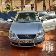 Volkswagen Polo 2004 1.4 TDI Comfortline Gray | Cars for sale in Kiambu, Ndenderu