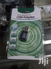 300mbps USB Wifi Adapter, Wireless Network Card Adapter Wifi | Networking Products for sale in Nairobi, Imara Daima