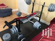New Gym Weight Benches And Weights | Sports Equipment for sale in Nairobi, Nairobi Central