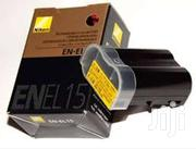 New Nikon Battery En El 15 2yr Warranty | Accessories & Supplies for Electronics for sale in Nairobi, Nairobi Central
