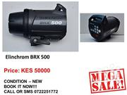 ELINCHROME BRX 500 | Photo & Video Cameras for sale in Homa Bay, Mfangano Island